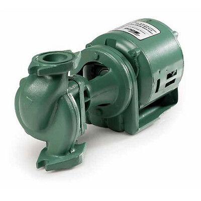 Open Box Taco 112-14 Cast Iron Three-piece Seal Circulator Pump 13 Hp