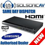 Samsung HDMI DVD Player