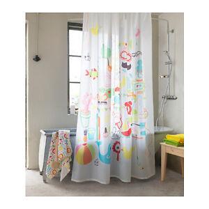 Ikea Shower Curtain Ebay