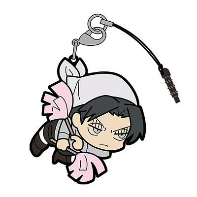 [FROM JAPAN]Attack on Titan Cleaning Levi Pinched Strap COSPA