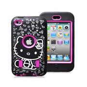 Pink Hello Kitty iPod Touch Case