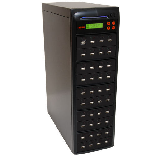 Systor 1-39 Usb Stick Pen Duplicator - Thumb Drive Copier - Flash Memory Eraser