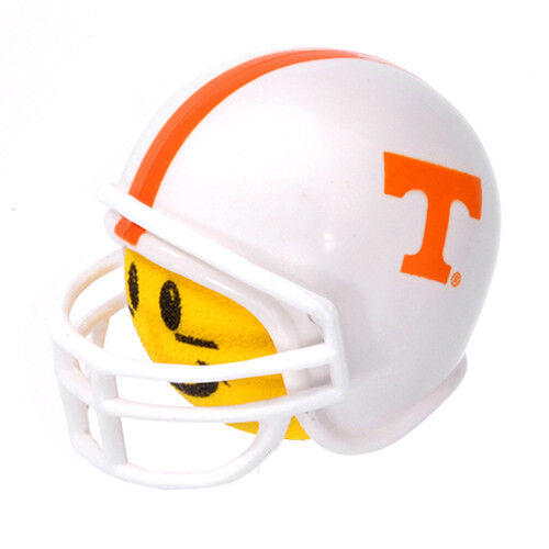 Tennessee Volunteers Helmet Head Antenna Ball / Desktop Bobble Buddy (Yellow)