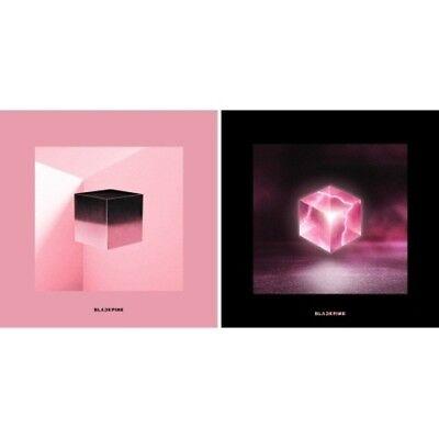 BLACKPINK-[Square Up] 1st Mini Album 2 Ver SET CD+Booklet+3p Card+Lyrics+S.Gift