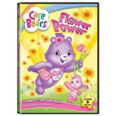 Care Bears: Flower Power (DVD, 2011)