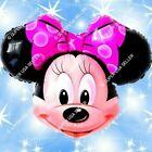 Disney Birthday, Child Minnie Mouse Party Balloons