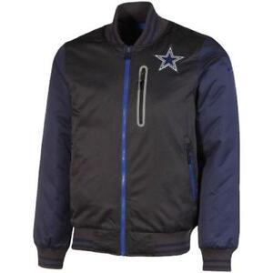 Women's Dallas Cowboys Pro Line Gray Reversible Jacket