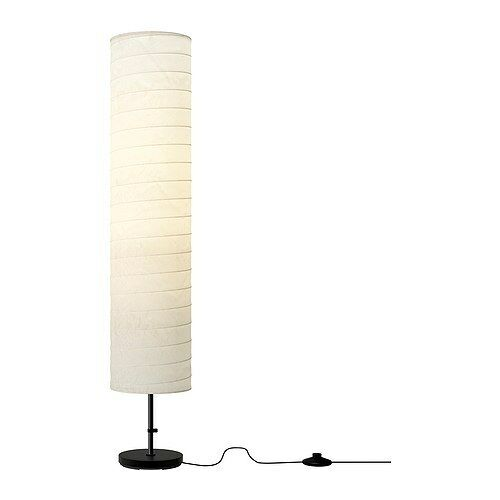 IKEA HOLMO Floor Lamp Shade Rice Paper Free And Fast Shippin