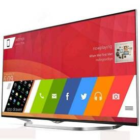 "LG 55"" 55UB850V 4k Ultra HD Smart 3D LED TV"