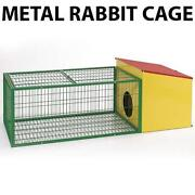 Metal Rabbit Cage