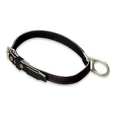 Miller Honeywell 123nsbk Single D-ring Lined Body Belt 1.75 Webbing Smblk