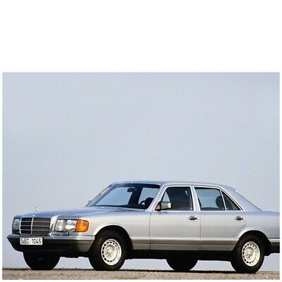 Mercedes-Benz S-Klasse W126 1979-1991 Kotflügel in Wunschfarbe lackiert, NEU! gebraucht kaufen  Görlitz