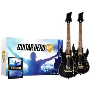 """Guitar Hero Live Bundle for """"Xbox One"""" 2 Pack- New in box"""