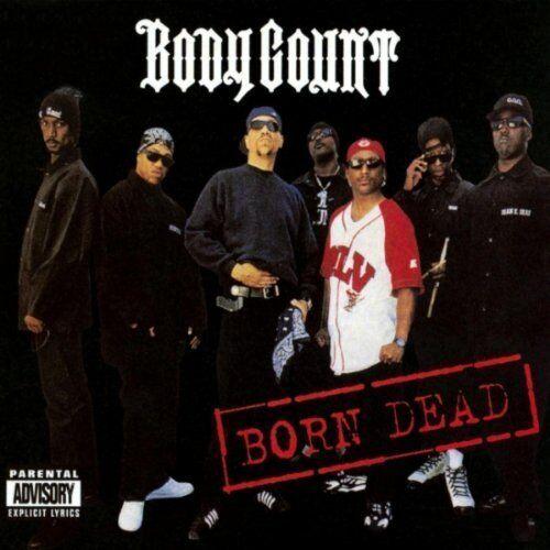 Body Count Born dead (1994) [Maxi-CD]