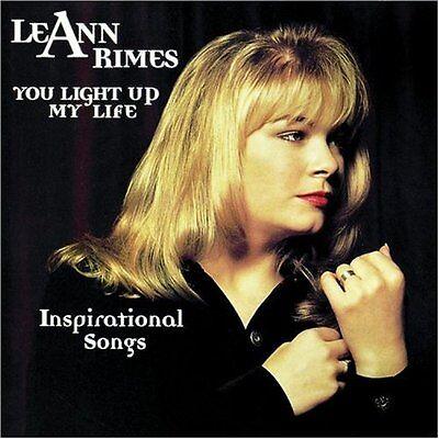 Rimes  Leann   You Light Up My Life  Inspirational Songs Cd