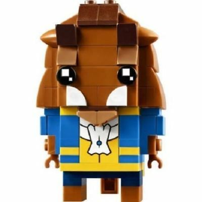 NEW ~ LEGO BRICK HEDZ~BEAST #12~BEAUTY & THE BEAST~DISNEY FIGURE~41596~116 Pcs