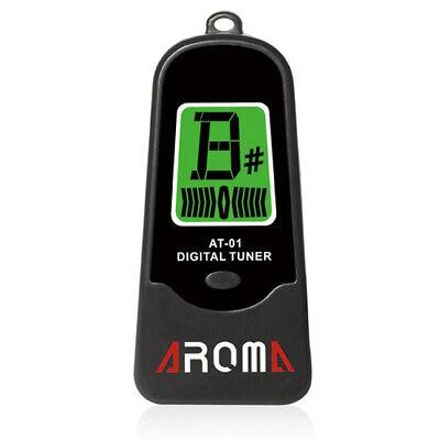 Stimmgerät Tuner AT-01 chromatisch Schlüsselanhänger