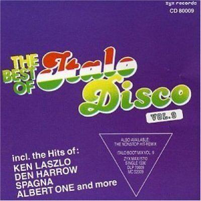 Best of Italo Disco 9 (1987) Spagna, Interface, Michael Bedford, Den Harr..