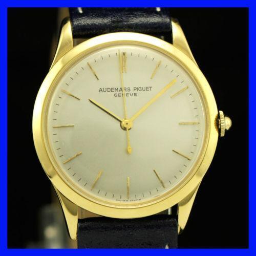 mens vintage 18k solid gold ebay