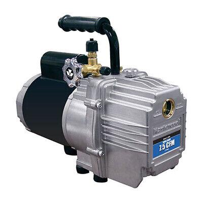 Mastercool 90067-j 7.5 Cfm110v50hz2 Stage Vacuum Pump