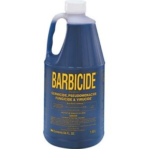 BARBICIDE Commercial Grade Bactericide Fungicide and Virucide