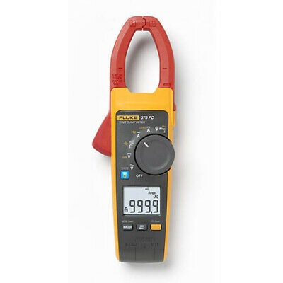 Fluke 376 Fc 1000a Acdc Trms Wireless Clamp With Iflex And Fluke Conn