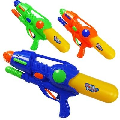 Water Gun Soaker Toy Super Size 18 inch Pool Toy Bulk (Pack of 12)