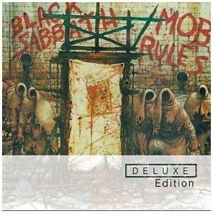 Black Sabbath - Mob Rules - Deluxe Edition (NEW 2CD)