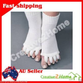 Comfy Toes Alignment Socks Relief for bunions hammer toes cramps Homebush West Strathfield Area Preview