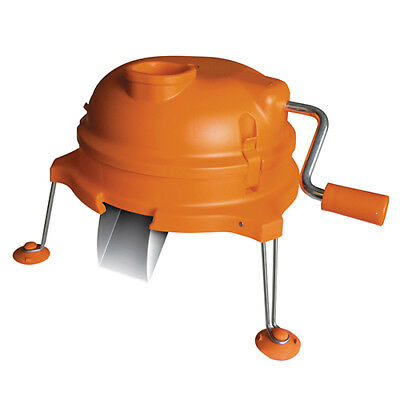 Dynamic Dynacube Vegetable Cutter Model Dc3 Size 8.5x8.5 14-orange