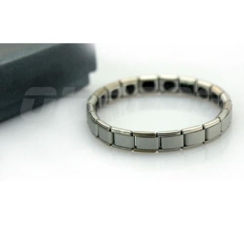 Womens Titanium Magnetic Bracelet Ebay