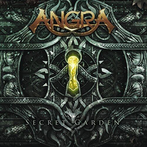 Secret Garden - Angra (2015, CD NEU)