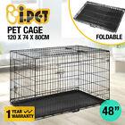 Steel Dog Folding Cages