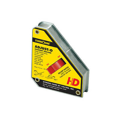 Strong Hand Tools 4 38 In. Heavy Duty Adjust-o Magnet Square Msa46-hd