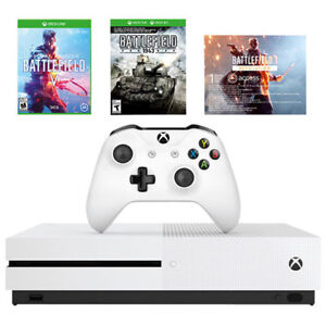 BRAND NEW XBOX ONE S 1TB BATTLEFIELD DELUXE V BUNDLE SEALED NEW