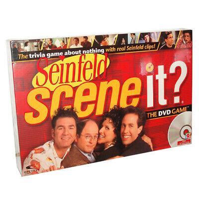 Board Game Trivia (Seinfeld Scene It? The Interactive Trivia DVD Board)