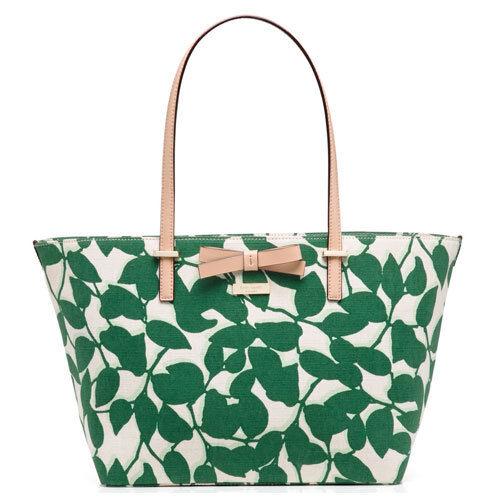 Kate Spade Bag WKRU3145 South Poplar Street Francis Lucky Green Garden Agsbeagle