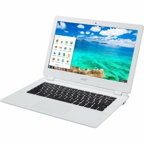 "Acer Chromebook CB5-311P-T9AB - Tegra  16GB SS eMMC - 13.3"" Touchscreen - White"