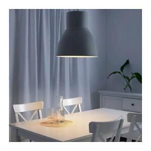IKEA Hektar oversized hanging pendant lamp