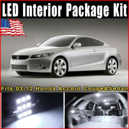 honda accord interior lights ebay. Black Bedroom Furniture Sets. Home Design Ideas