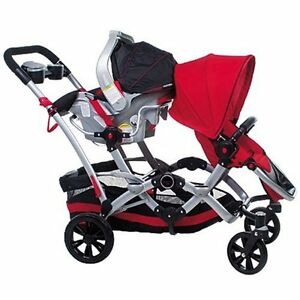 Kolcraft Contours Double Stroller