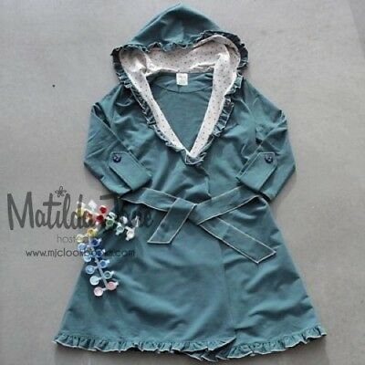 Bottoms Matilda Jane Platinum Traveling Willow Jacket Girls Size 2 Guc Girls' Clothing (newborn-5t)