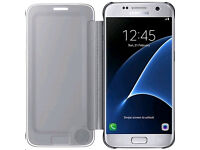 Samsung S7 phone clear case