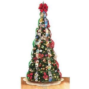 Pre Lit Christmas Trees | eBay