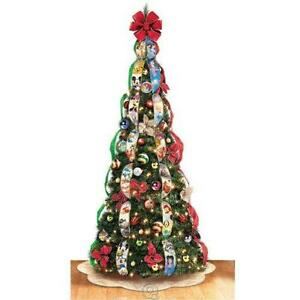 pre lit artificial christmas tree - Pre Lighted Christmas Trees
