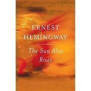 The Sun Also Rises Hemingway