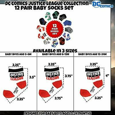 Rising Star BOOTIE SOCKS 0-12 Months 2 Pair Red White Blue Patriotic ABG Baby