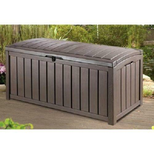 outdoor storage container ebay