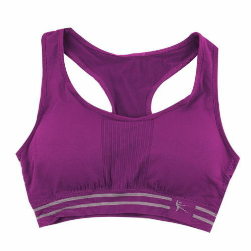 Fashion Cross Back Solid Fitness Sports Yoga Bra Wenirn Women Sporting Bra