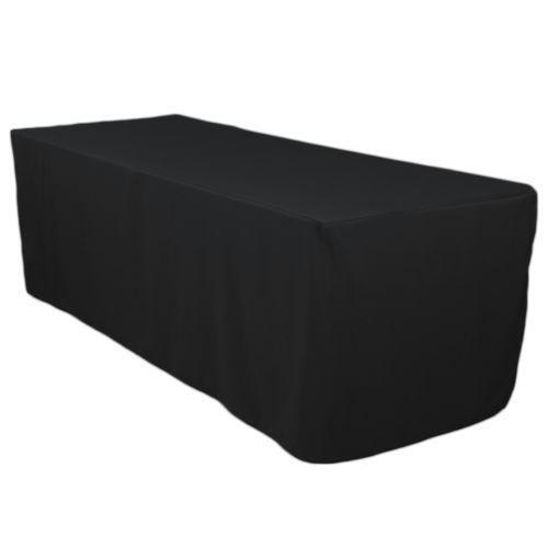 8 ft table cloth ebay. Black Bedroom Furniture Sets. Home Design Ideas